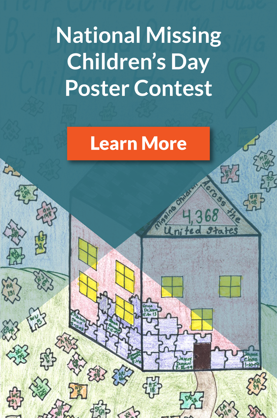National Missing Children's Day Poster Contest