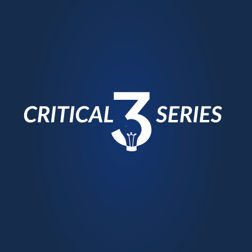 Critical 3 Video Series image