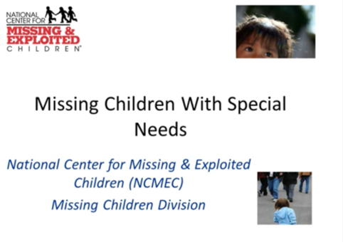 Missing Children With Special Needs