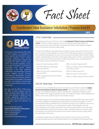 Indian Alcohol and Substance Abuse Fact Sheet