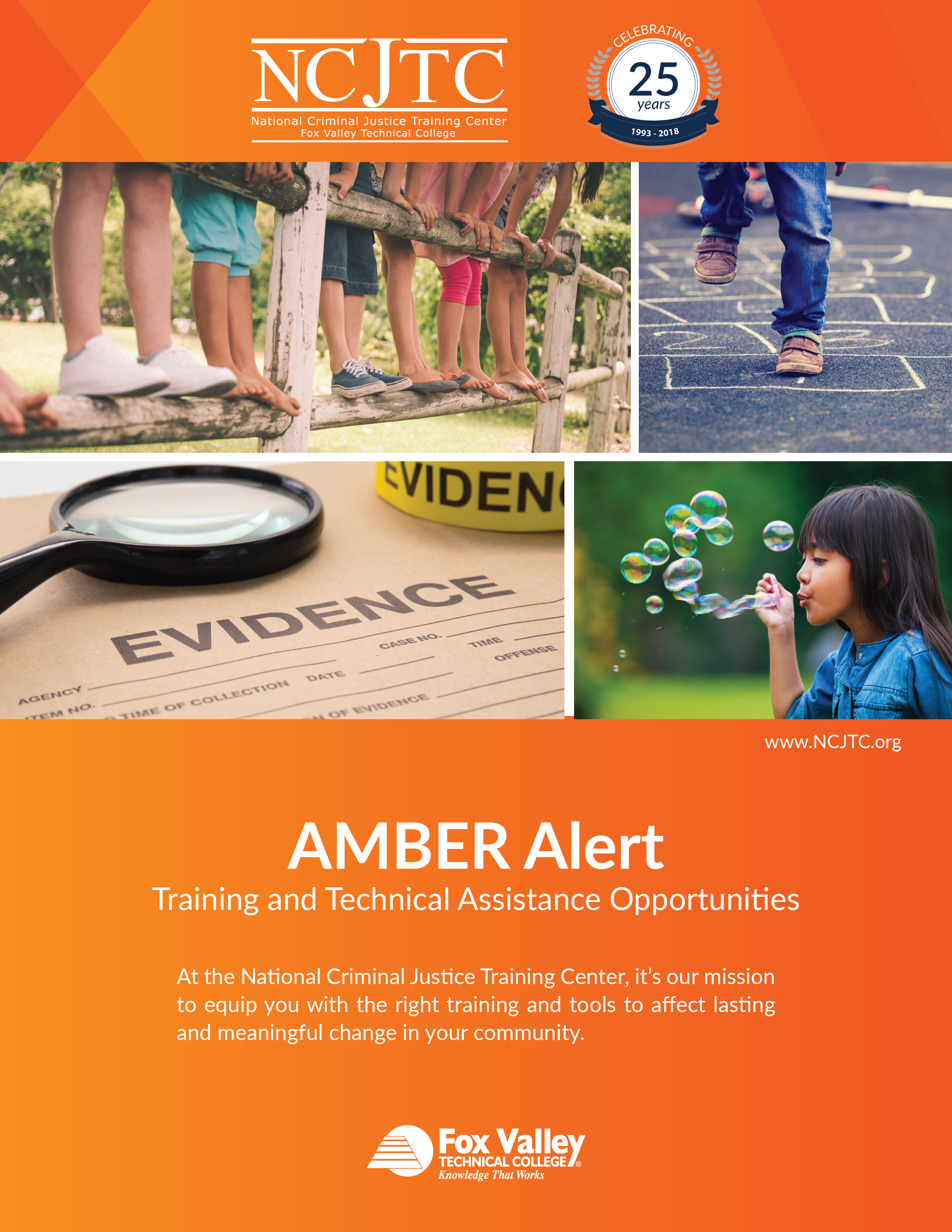 AMBER Alert Training and Technical Assistance Opportunities 2019