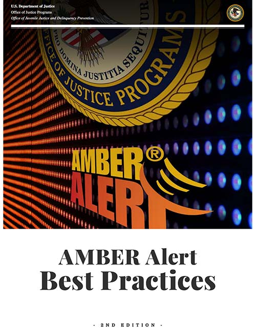 2019 AMBER Alert Best Practices Guide 2nd Edition
