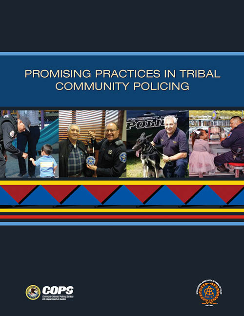 Promising Practices in Tribal Community Policing