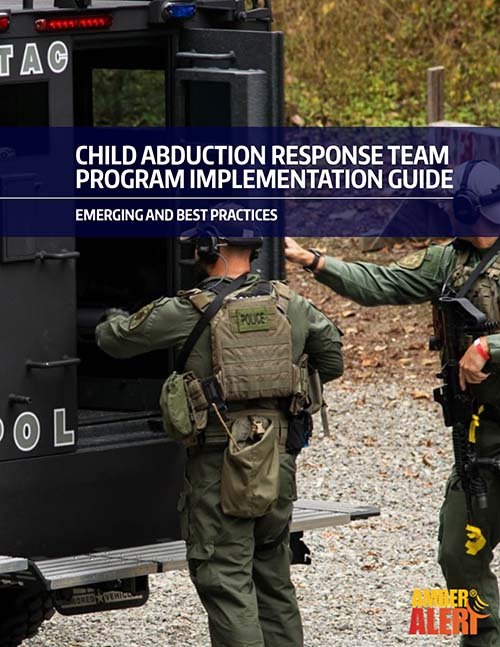 Child Abduction Response Team (CART) Program Implementation Guide