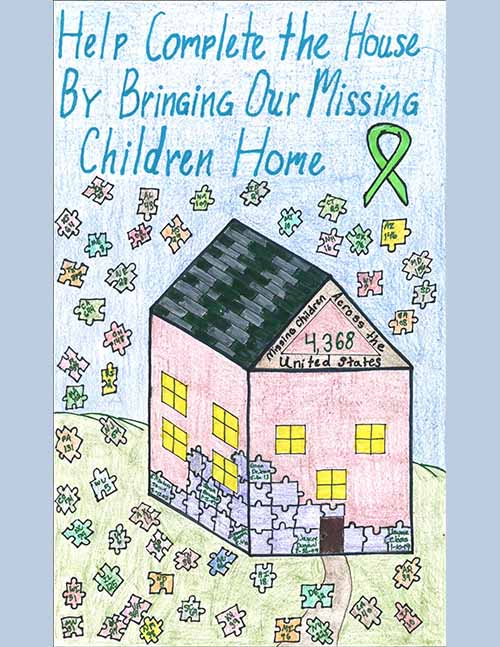 Missing Children's Day 2019 Poster Submissions