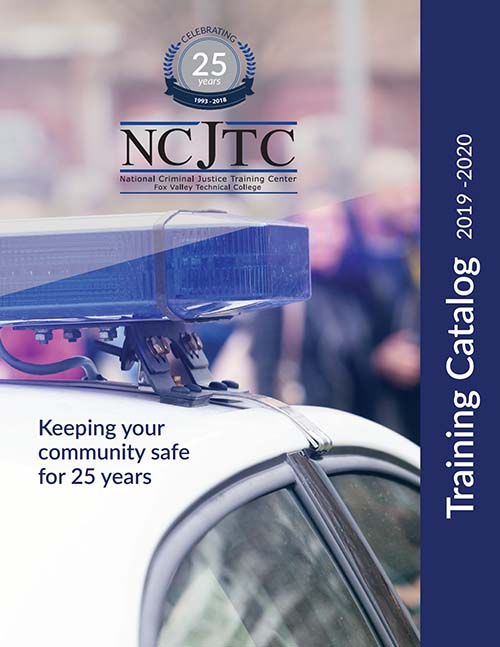 2019-2020 NCJTC Training Catalog