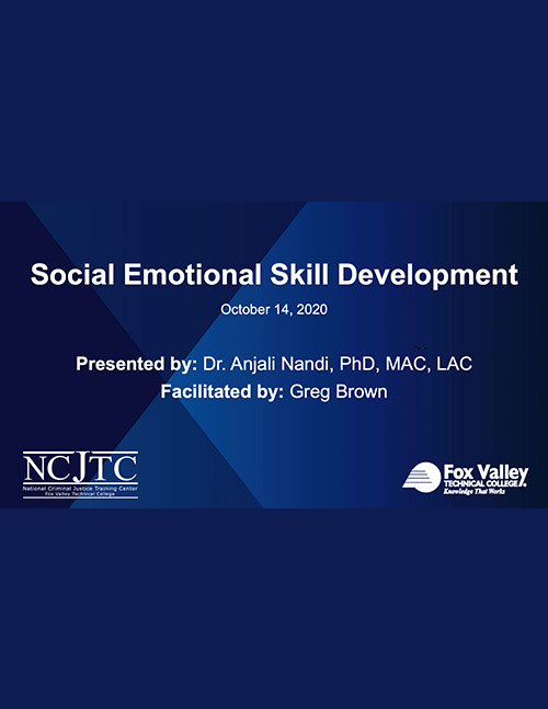 Social Emotional Skill Development as a Key to Success - Powerpoint