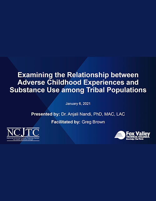ACEs and Substance Use - PPT